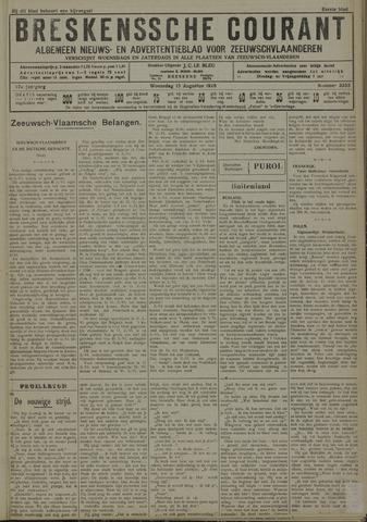 Breskensche Courant 1928-08-15