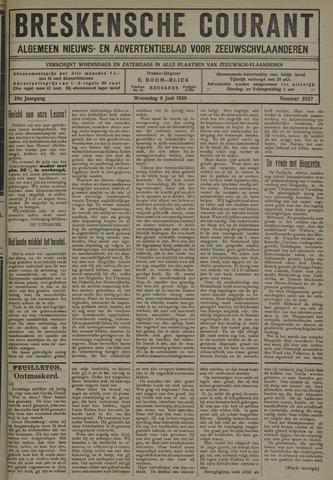 Breskensche Courant 1920-06-09