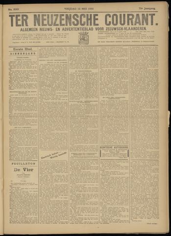 Ter Neuzensche Courant. Algemeen Nieuws- en Advertentieblad voor Zeeuwsch-Vlaanderen / Neuzensche Courant ... (idem) / (Algemeen) nieuws en advertentieblad voor Zeeuwsch-Vlaanderen 1933-05-12