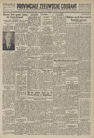 Provinciale Zeeuwse Courant 1946-09-18