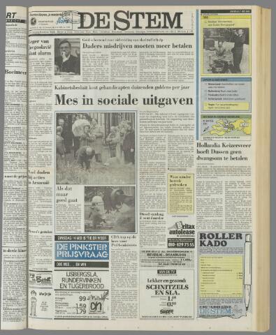 de Stem 1991-05-07