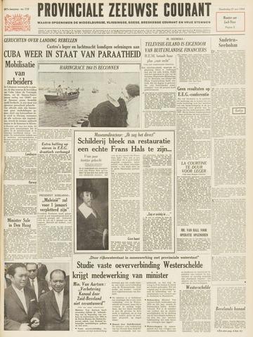 Provinciale Zeeuwse Courant 1964-05-21