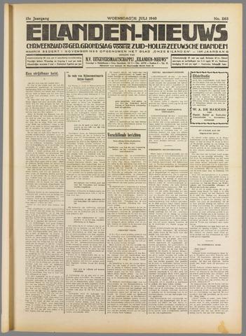 Eilanden-nieuws. Christelijk streekblad op gereformeerde grondslag 1940-07-31