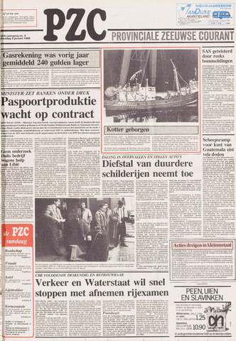Provinciale Zeeuwse Courant 1989-01-03
