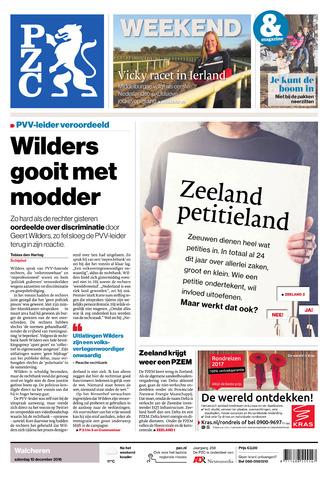 Provinciale Zeeuwse Courant 2016-12-10