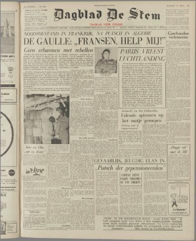 de Stem 1961-04-24