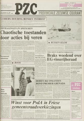 Provinciale Zeeuwse Courant 1983-10-20