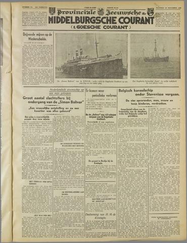Middelburgsche Courant 1939-11-20
