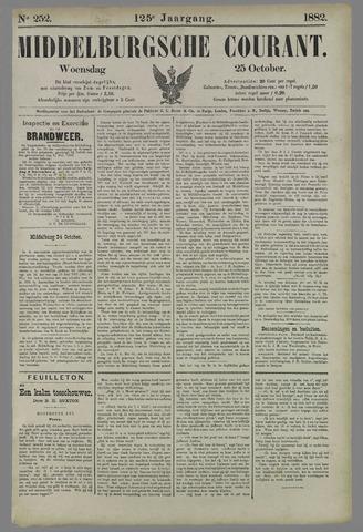 Middelburgsche Courant 1882-10-25