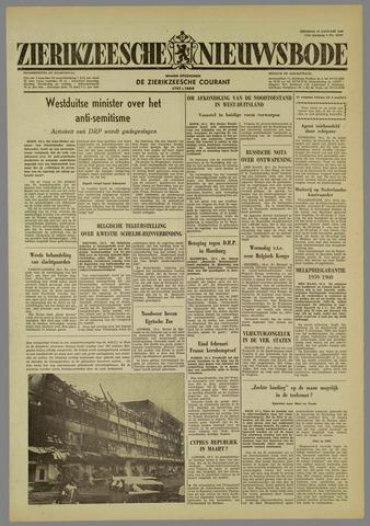 Zierikzeesche Nieuwsbode 1960-01-19