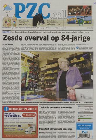 Provinciale Zeeuwse Courant 2011-08-18
