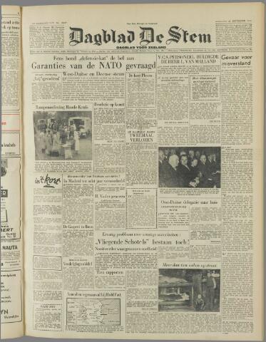 de Stem 1952-09-22