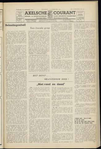 Axelsche Courant 1951-02-17