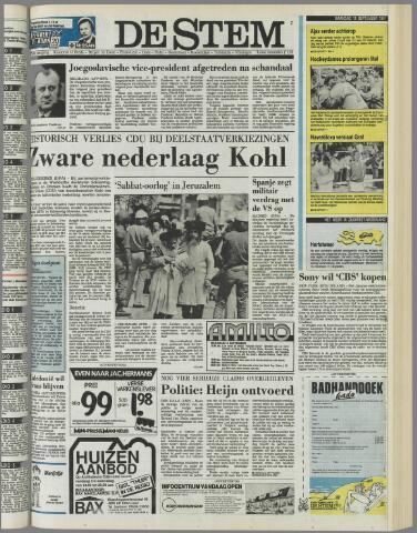 de Stem 1987-09-14