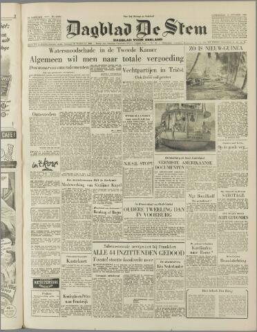 de Stem 1953-10-15