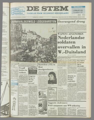 de Stem 1978-02-06
