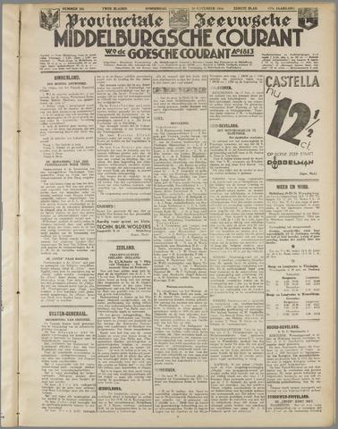 Middelburgsche Courant 1934-11-29