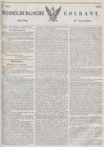 Middelburgsche Courant 1867-09-28