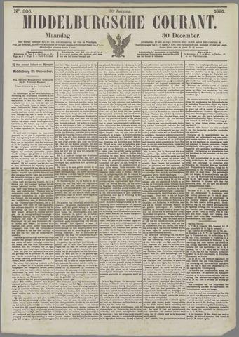 Middelburgsche Courant 1895-12-30