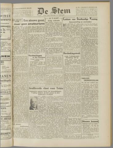 de Stem 1945-08-27