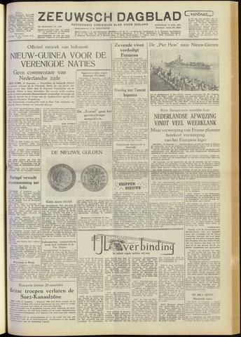 Zeeuwsch Dagblad 1954-08-18