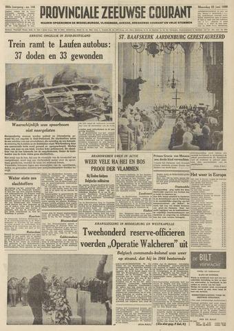 Provinciale Zeeuwse Courant 1959-06-22