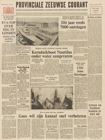Provinciale Zeeuwse Courant 1966-11-11