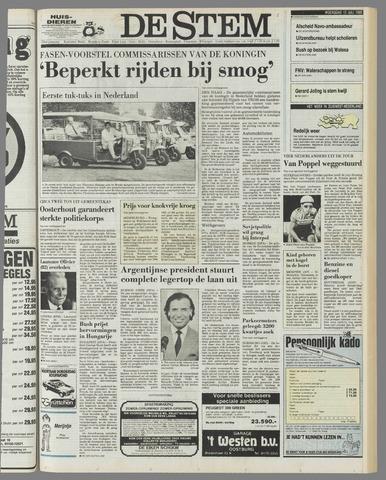 de Stem 1989-07-12