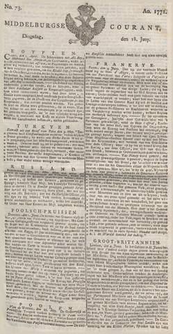 Middelburgsche Courant 1771-06-18