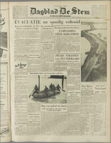 de Stem 1953-02-07