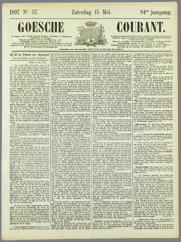 Goessche Courant 1897-05-15