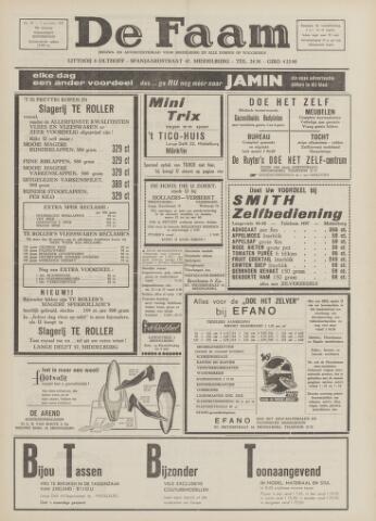 de Faam en de Faam/de Vlissinger 1967-11-02