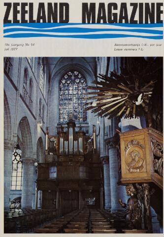 Zeeland Magazine / Veerse Meer Gids 1977-07-01