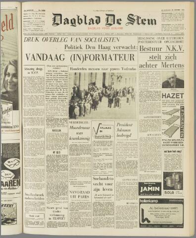 de Stem 1966-10-18