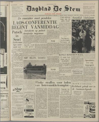 de Stem 1961-05-16