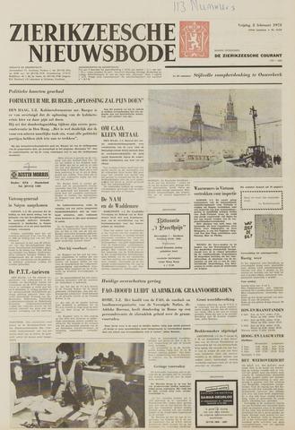Zierikzeesche Nieuwsbode 1973-02-02