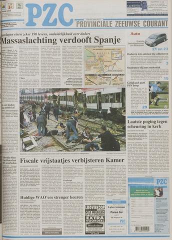 Provinciale Zeeuwse Courant 2004-03-12