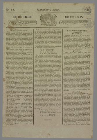 Goessche Courant 1845-06-02