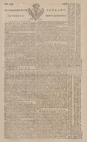 Middelburgsche Courant 1785-08-27
