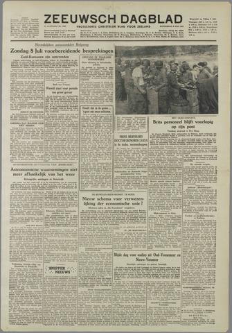 Zeeuwsch Dagblad 1951-07-05