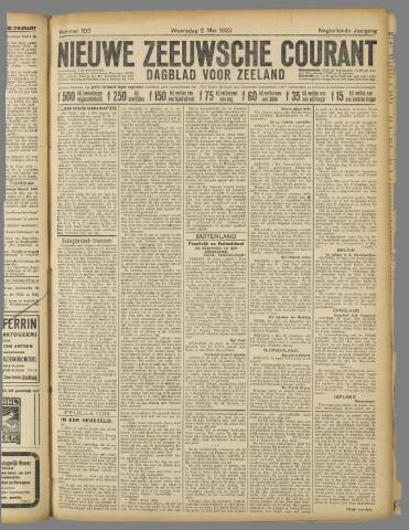 Nieuwe Zeeuwsche Courant 1923-05-02