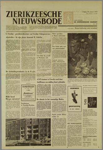 Zierikzeesche Nieuwsbode 1970-01-30