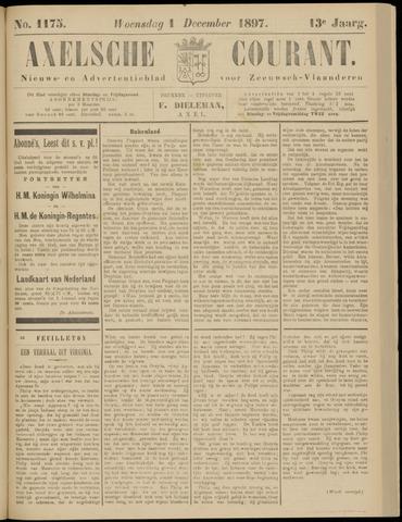 Axelsche Courant 1897-12-01