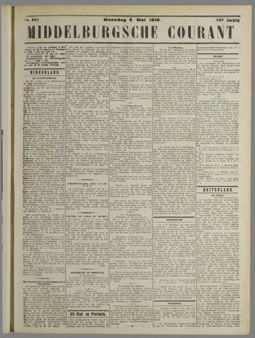 Middelburgsche Courant 1919-05-05