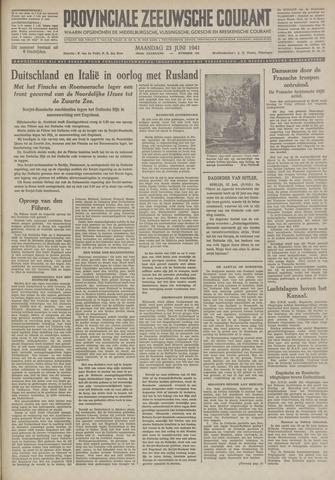 Provinciale Zeeuwse Courant 1941-06-23