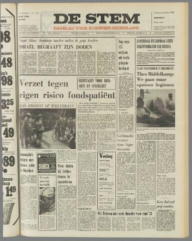 de Stem 1972-09-08