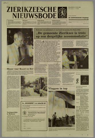 Zierikzeesche Nieuwsbode 1985-06-17