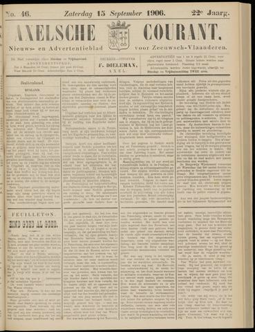 Axelsche Courant 1906-09-15
