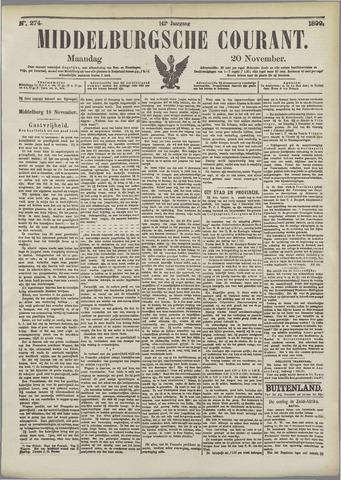 Middelburgsche Courant 1899-11-20