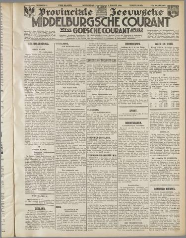 Middelburgsche Courant 1934-03-08